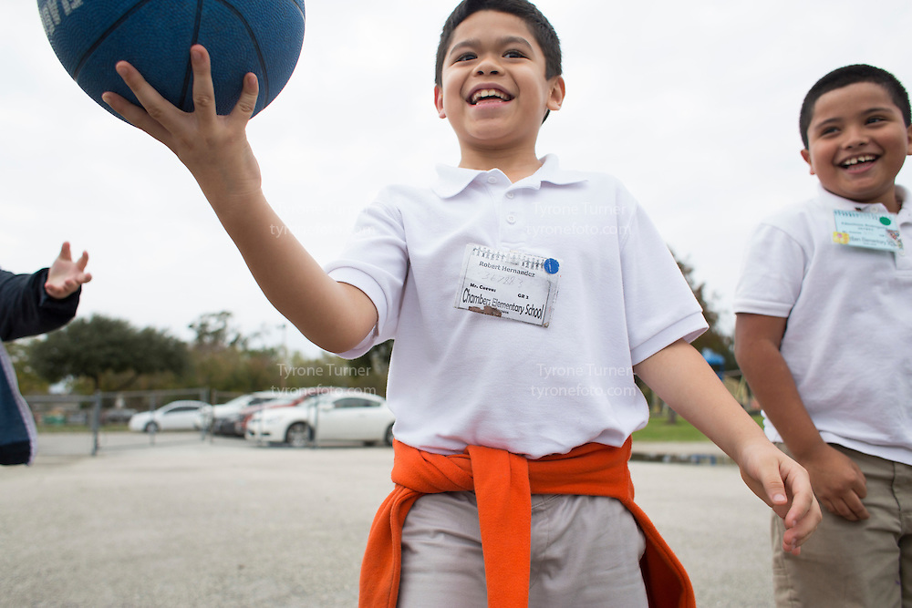 Playworks<br /> <br /> <br /> Chambers Elementary School<br /> 10700 Carvel Ln., <br /> Houston, TX 77072<br /> <br /> 2nd grade class play<br /> <br /> No RWJF releases