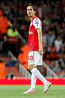 Football - Carling Cup Round Three - Arsenal vs. Shrewsbury Town <br /> <br /> Arsenal's Yossi Benayoun at The Emirates Stadium