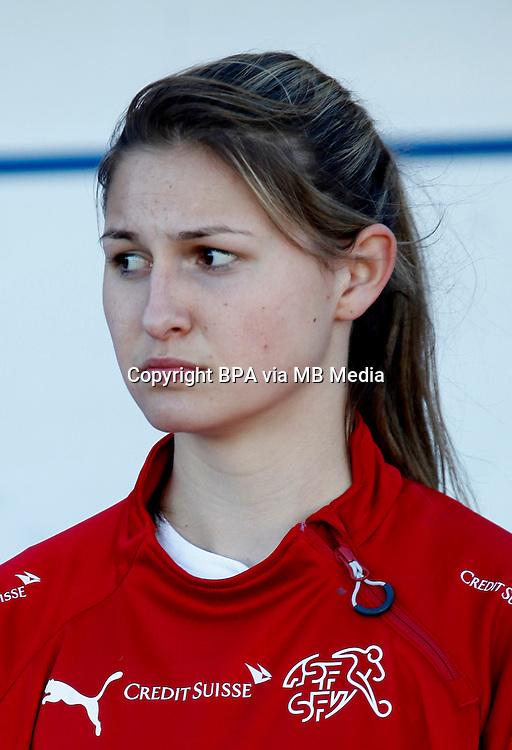 Fifa Womans World Cup Canada 2015 - Preview //<br /> Algarve Cup 2015 Tournament ( Vila Real San Antonio Sport Complex - Portugal ) - <br /> Usa vs Switzerland 3-0 , Barla Deplazes of Switzerland