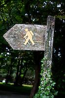 KENMARE (KERRY)  - Ierland -  wandelroute .  COPYRIGHT KOEN SUYK