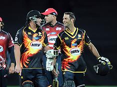 Wellington-Cricket, HRV Cup, Twenty20, Firebirds Wizards, November 09
