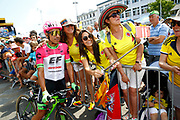 Daniel Felipe Martinez (COL - EF Education First - Drapac) during the 105th Tour de France 2018, Stage 6, Brest - Mur de Bretagne Guerledan (181km) in France on July 12th, 2018 - Photo Luca Bettini / BettiniPhoto / ProSportsImages / DPPI