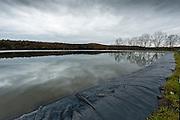 Holding Pond, Susquehanna County, Pennsylvania