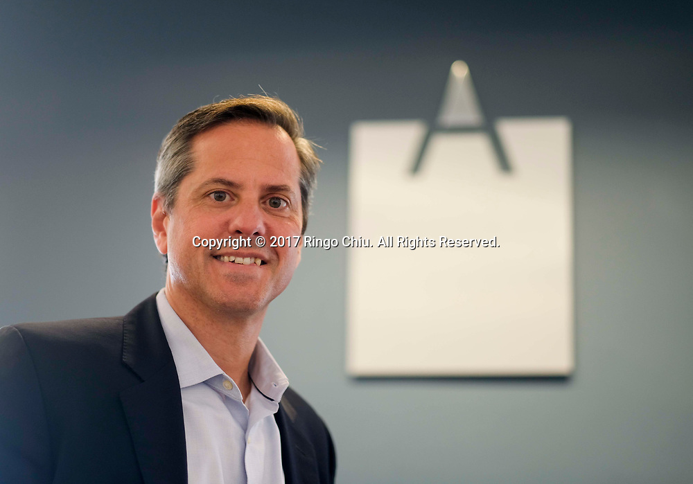 Rob Francis, CEO Aspiriant, a wealth management firm in Los Angeles.(Photo by Ringo Chiu)<br /> <br /> Usage Notes: This content is intended for editorial use only. For other uses, additional clearances may be required.