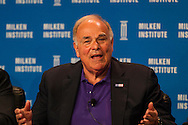 Ed Rendell, Former Governor of Pennsylvania; Special Counsel, Ballard Spahr, LLP, in a panel during the Milken Institute Global Conference on Monday, April 28, 2014 in Beverly Hills, California. (Photo by Ringo Chiu/PHOTOFORMULA.com)