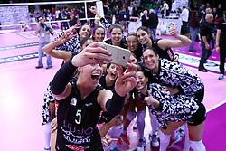 04-03-2017 ITA: Semifinal Coppa Italia Liuto Modena - Savino Del Bene Scandicci, Firenze<br /> Modena viert de overwinning<br /> <br /> ***NETHERLANDS ONLY***