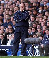 Photo: Daniel Hambury.<br />Tottenham Hotspur v West Ham Utd. The Barclays Premiership. 20/11/2005.<br />Spurs' manager Martin Jol.