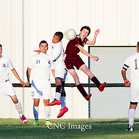 05-01-15 Berryville Boys Soccer vs. Gentry  (Senior Night)