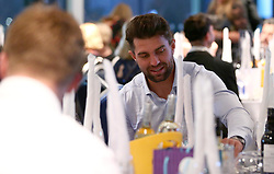 The Leg Club hold their Annual Conference at Sixways Stadium attended by Wynand Olivier of Worcester Warriors - Mandatory by-line: Robbie Stephenson/JMP - 27/09/2017 - RUGBY - Worcester Warriors - Annual Leg Club Conference