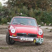 Car 122 Rich Harrison Peter Boyce MG BGT