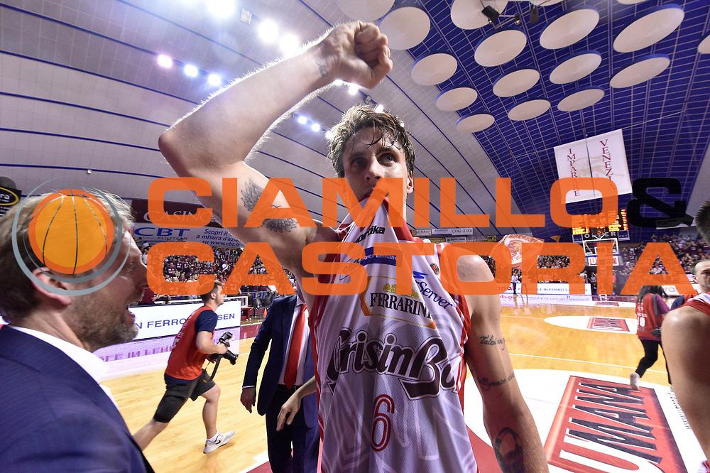 DESCRIZIONE : Venezia Lega A 2014-15 Semifinale Gara 7 Umana Venezia - Grissin Bon Reggio Emilia  <br /> GIOCATORE : Achille Polonara <br /> CATEGORIA : post game esultanza <br /> SQUADRA : Grissin Bon Reggio Emilia<br /> EVENTO : Campionato Lega A 2014-2015 <br /> GARA : Semifinale Gara 7 Umana Venezia - Grissin Bon Reggio Emilia <br /> DATA : 11/06/2015<br /> SPORT : Pallacanestro <br /> DESCRIZIONE : Venezia Lega A 2014-15 Semifinale Gara 7 Umana Venezia - Grissin Bon Reggio Emilia  <br /> GIOCATORE : Grissin Bon Reggio Emilia <br /> CATEGORIA : post game esultanza <br /> SQUADRA : Grissin Bon Reggio Emilia<br /> EVENTO : Campionato Lega A 2014-2015 <br /> GARA : Semifinale Gara 7 Umana Venezia - Grissin Bon Reggio Emilia <br /> DATA : 11/06/2015<br /> SPORT : Pallacanestro <br /> AUTORE : Agenzia Ciamillo-Castoria/GiulioCiamillo<br /> Galleria : Lega Basket A 2014-2015  <br /> Fotonotizia : Venezia Lega A 2014-15 Semifinale Gara 7 Umana Venezia - Grissin Bon Reggio Emilia
