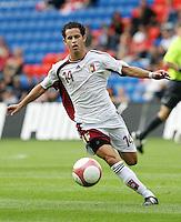 Fussball International Laenderspiel Schweiz - Venezuela Alejandro Guerra (VEN)