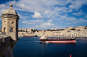 La Valetta. Grand Harbour.