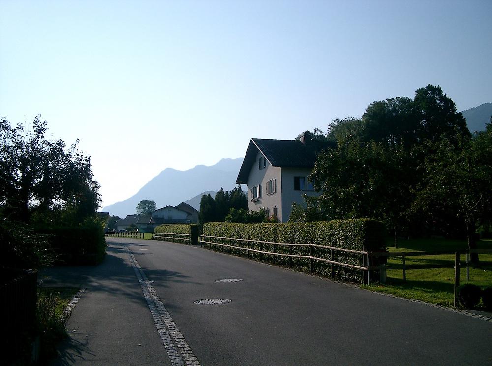 Austria, county of Vorarlberg, Frastanz