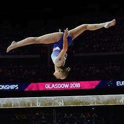 European Championships Gymnastics, Glasgow, 5 August 2018