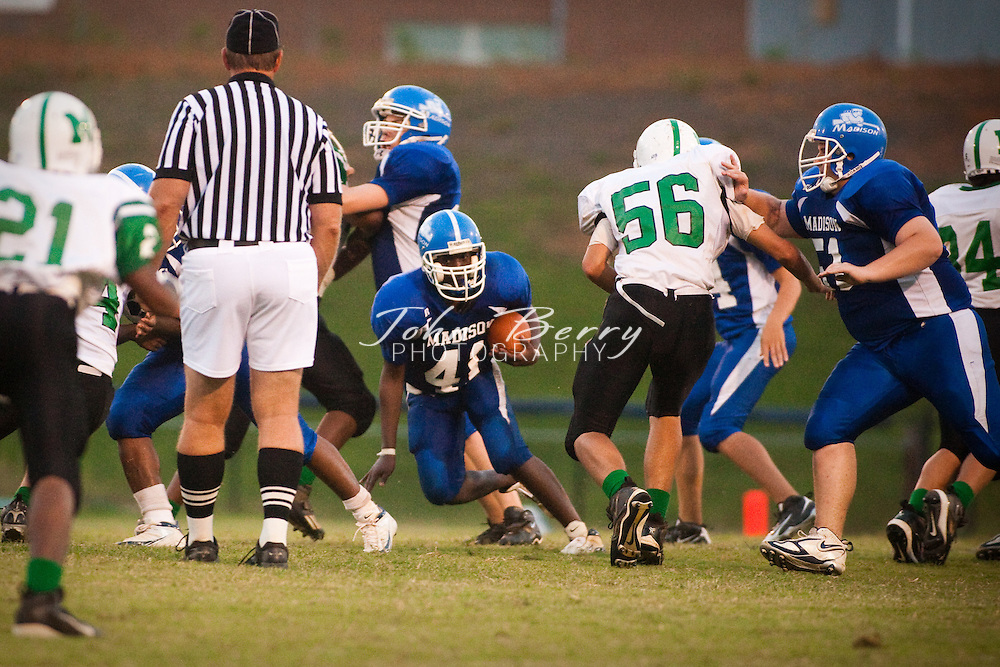 MCHS Freshman Football .vs Greene.9/3/2008