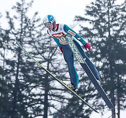 03.01.2015, Bergisel Schanze, Innsbruck, AUT, FIS Ski Sprung Weltcup, 63. Vierschanzentournee, Training, im Bild Aleksander Zniszczol (POL) // Aleksander Zniszczol of Poland in action during Trial Jump of 63 rd Four Hills Tournament of FIS Ski Jumping World Cup at the Bergisel Schanze, Innsbruck, Austria on 2015/01/03. EXPA Pictures © 2015, PhotoCredit: EXPA/ Peter Rinderer