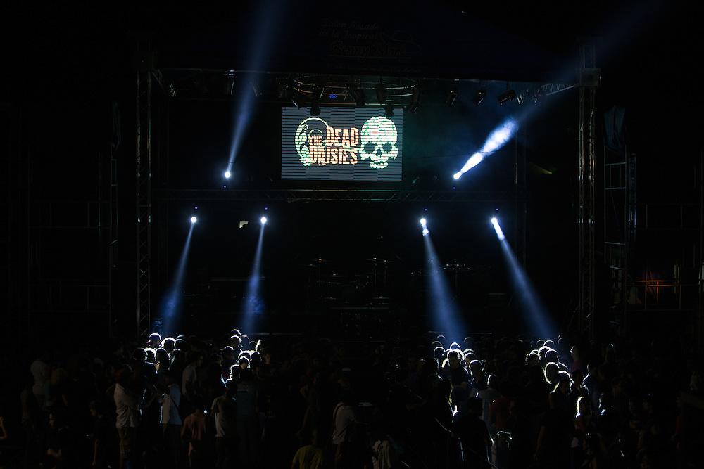 The Dead Daisies concert.