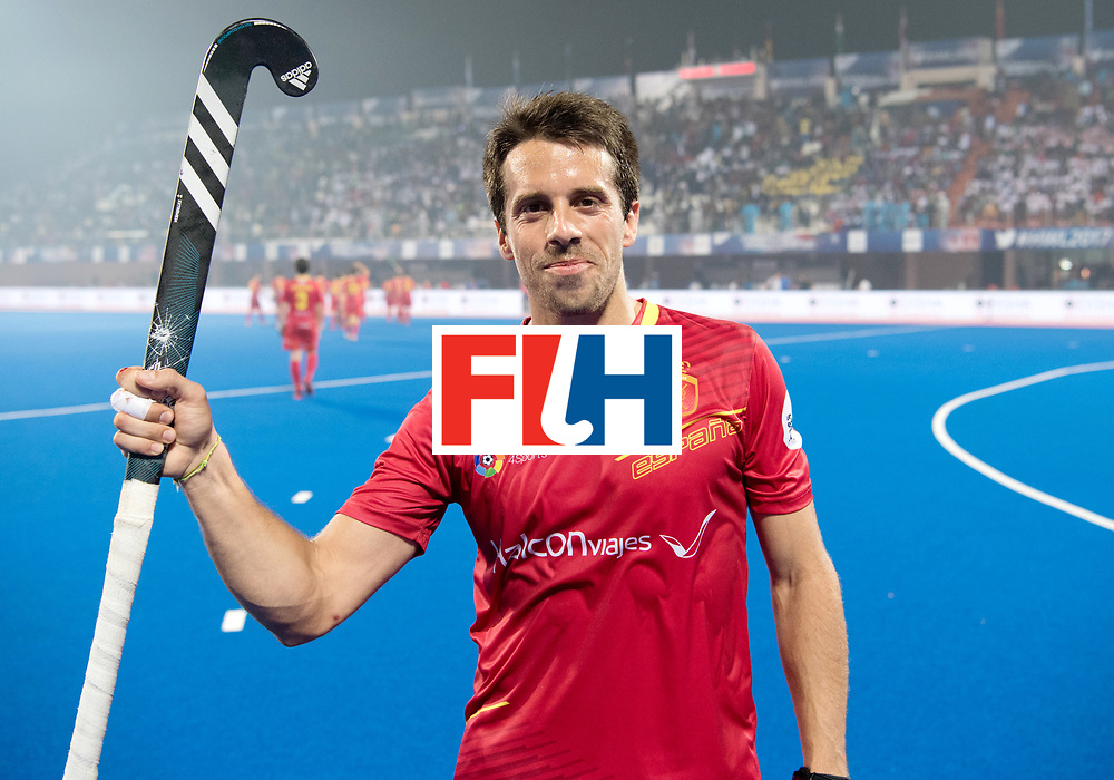 Odisha Men's Hockey World League Final Bhubaneswar 2017<br /> Match id:11<br /> Argentina v Spain<br /> Foto: Marc Salles (Esp)<br /> COPYRIGHT WORLDSPORTPICS FRANK UIJLENBROEK