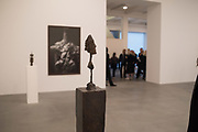Substance and Shadow; Alberto Giacometti cculptures and their photographs by Peter Lindbergh. Gagosian, Britannia Street, WC1X 9JD