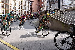 Doris Schweizer (Cylance Pro Cycling) - Emakumeen Bira 2016 Stage 3 - A 105 km road stage starting and finishing in Berriatua, Spain on 16th April 2016.