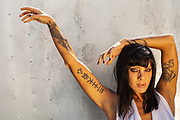 Bif Naked, Super Beautiful Monster album, Vancouver, British Columbia, Canada