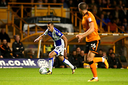 Billy Bodin of Bristol Rovers runs with the ball - Mandatory by-line: Robbie Stephenson/JMP - 19/09/2017 - FOOTBALL - Molineux - Wolverhampton, England - Wolverhampton Wanderers v Bristol Rovers - Carabao Cup