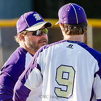 04-16-15 Berryville Baseball vs. Prairie Grove