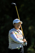 Professional golfer Jiyai Shin of Korea during the LPGA Tour Championship Pro-Am at Grand Cypress Resort on Dec. 1, 2010 in Orlando, Florida... ©2010 Scott A. Miller