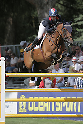 Rocuet Margaux (FRA) - Lewin 5<br /> FEI European Jumping Championship for young riders <br /> Arezzo 2014<br /> © Hippo Foto - Stefano Secchi