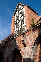 Old City Walls, Riga, Latvia