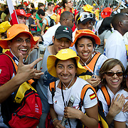 Faces of World Youth Day JMJ 2011 Madrid