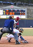 VMI Baseball - 2010