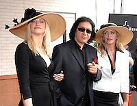 Tracy Tweed, Gene Simmons, Shannon Tweed
