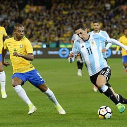 Brazil v Argentina | Melbourne | 9 June 2017