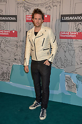 Mark Burton at the Fabulous Fund Fair in aid of Natalia Vodianova's Naked Heart Foundation in association with Luisaviaroma held at The Round House, Camden, London England. 18 February 2019.