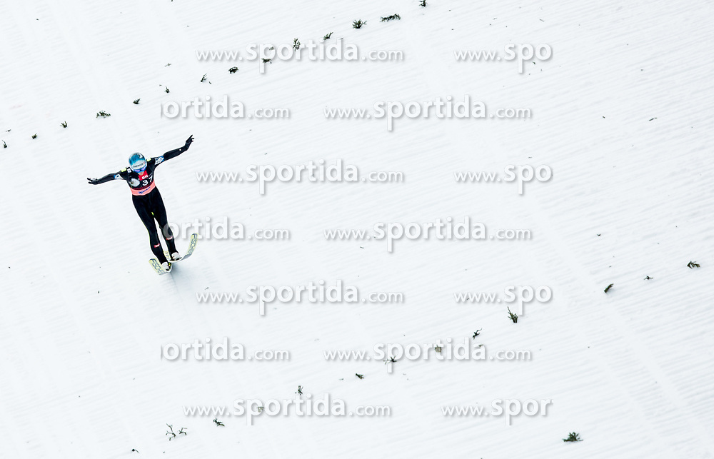 Michael Hayboeck of Austria during the Ski Flying Hill Individual Competition on Day Two of FIS Ski Jumping World Cup Final 2017, on March 24, 2017 in Planica, Slovenia. Photo by Vid Ponikvar / Sportida
