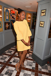 Angellica Bell at the opening of The Ivy Cobham Brasserie, Cobham, Surrey, England. 31 May 2017.