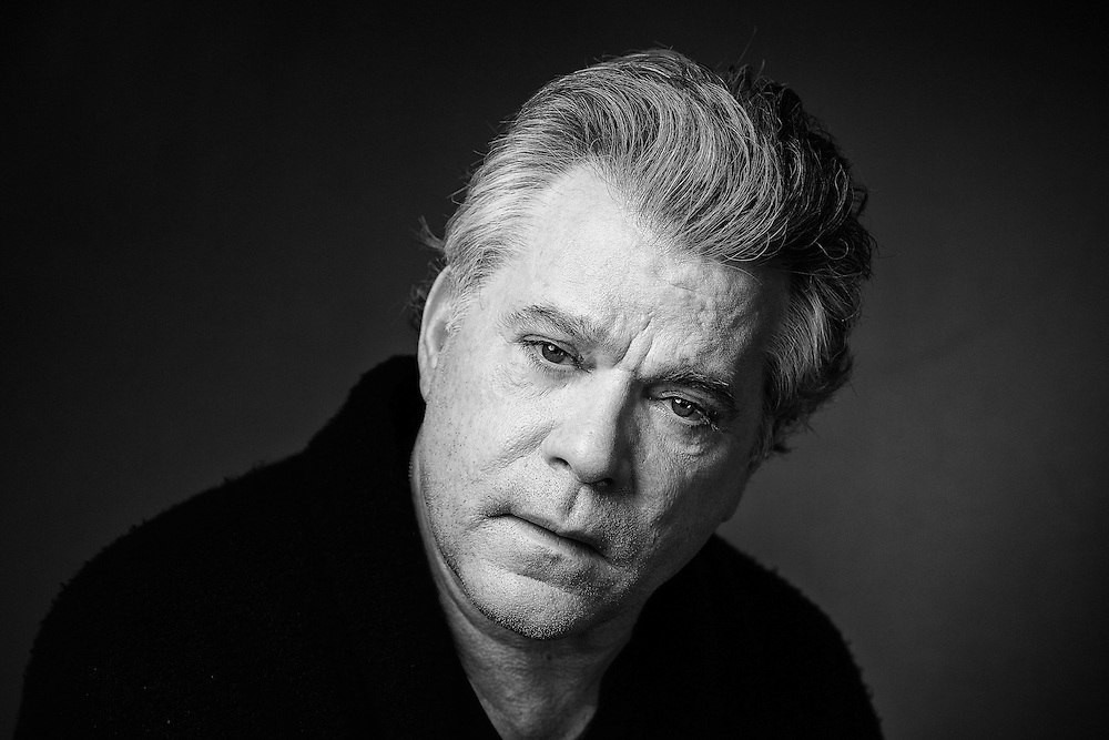 American Actor Ray Liotta poses for a portrait in Corinthia Hotel in London May 2016.<br /> <br /> Photo Ki Price for The Times