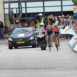 02-09-2017: Wielrennen: Boels Ladies Tour: Vaals