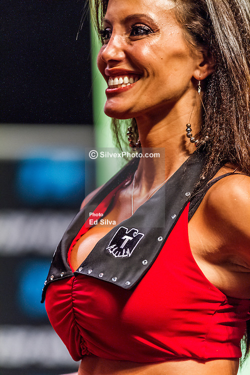 LAS VEGAS, NV - DEC 7: No boxing match can go on without ring girls. The Pacquiao vs Marquez 4 was no exception. Byline and/or web usage link must  read PHOTO: © Eduardo E. Silva/SILVEX.PHOTOSHELTER.COM.