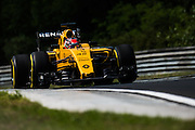 July 21-24, 2016 - Hungarian GP, Esteban Ocon, Renault development driver