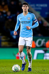 John Stones of Manchester City - Mandatory by-line: Robbie Stephenson/JMP - 18/12/2018 - FOOTBALL - King Power Stadium - Leicester, England - Leicester City v Manchester City - Carabao Cup Quarter Finals