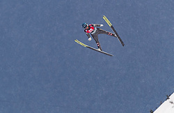15.03.2019, Vikersundbakken, Vikersund, NOR, FIS Weltcup Skisprung, Raw Air, Vikersund, Qualifikation, Herren, im Bild Philipp Aschenwald (AUT) // Philipp Aschenwald of Austria during the men's qualifying of the 4th Stage of the Raw Air Series of FIS Ski Jumping World Cup at the Vikersundbakken in Vikersund, Norway on 2019/03/15. EXPA Pictures © 2019, PhotoCredit: EXPA/ JFK