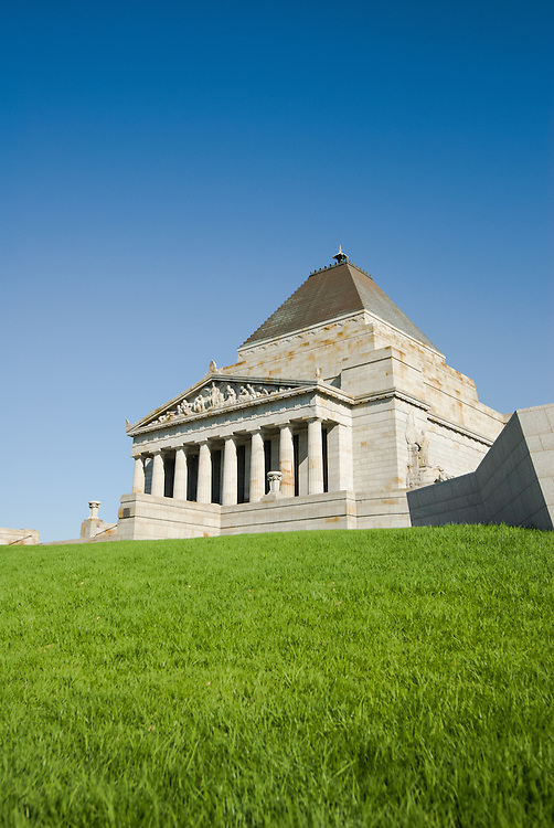Shrine of Remembrance, Melbourne, Australia