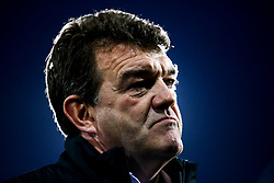 England U20 head coach Steve Bates - Mandatory by-line: Robbie Stephenson/JMP - 15/03/2019 - RUGBY - Franklin's Gardens - Northampton, England - England U20 v Scotland U20 - Six Nations U20