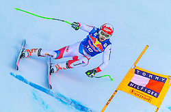 23.01.2020, Streif, Kitzbühel, AUT, FIS Weltcup Ski Alpin, Abfahrt, Herren, 2. Training, im Bild Carlo Janka (SUI) // Carlo Janka of Switzerland in action during his 2nd training run for the men's Downhill of FIS Ski Alpine World Cup at the Streif in Kitzbühel, Austria on 2020/01/23. EXPA Pictures © 2020, PhotoCredit: EXPA/ Stefan Adelsberger