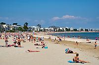 France, Loire-Atlantique (44), La Baule, la plage // France, Loire-Atlantique, La Baule, the beach