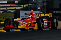 Frank Montagny, Indy Grand Prix of Sonoma, Infineon Raceway, Sonoma, CA USA