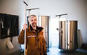 Rob Westbury. Nagging Doubt Winery, Kelowna, BC